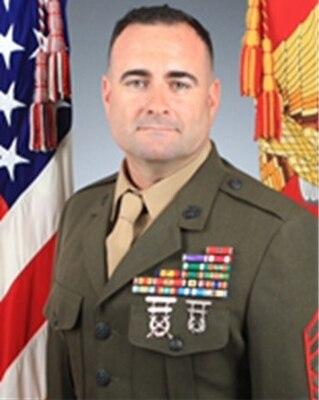 Sergeant Major, 4th Medical Battalion