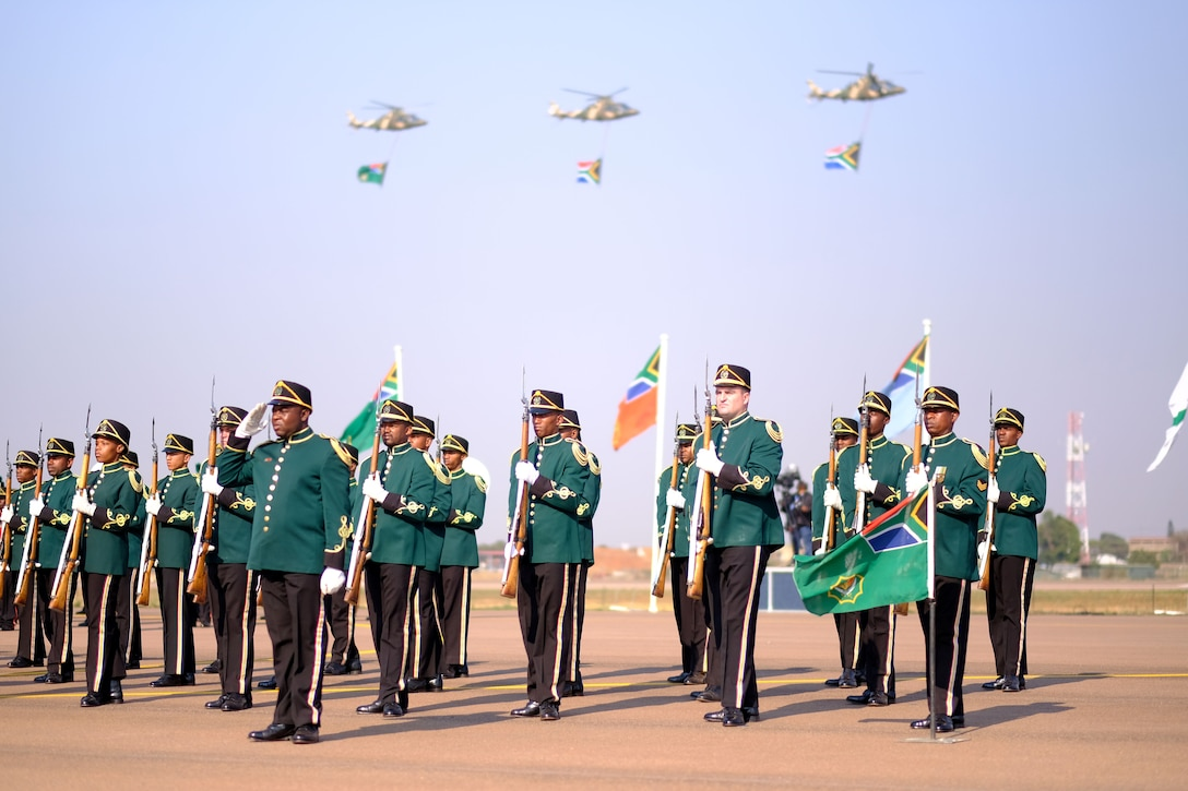 African Aerospace and Defense Exhibition 2018