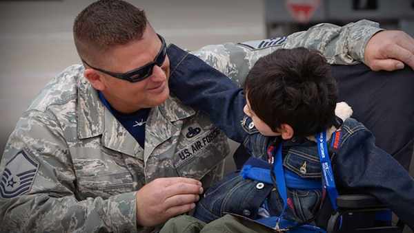 The Air Force hosted an Exceptional Family Member Program summit Aug. 28-29 at Joint Base San Antonio-Randolph. EFMP allows Airmen to proceed to assignment locations where suitable medical, educational and other resources are available to treat special needs family members.