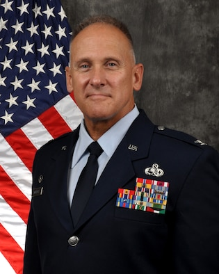 Col. Jay Smeltzer is the 445th Maintenance Group commander, 445th Airlift Wing, Wright-Patterson Air Force Base, Ohio.