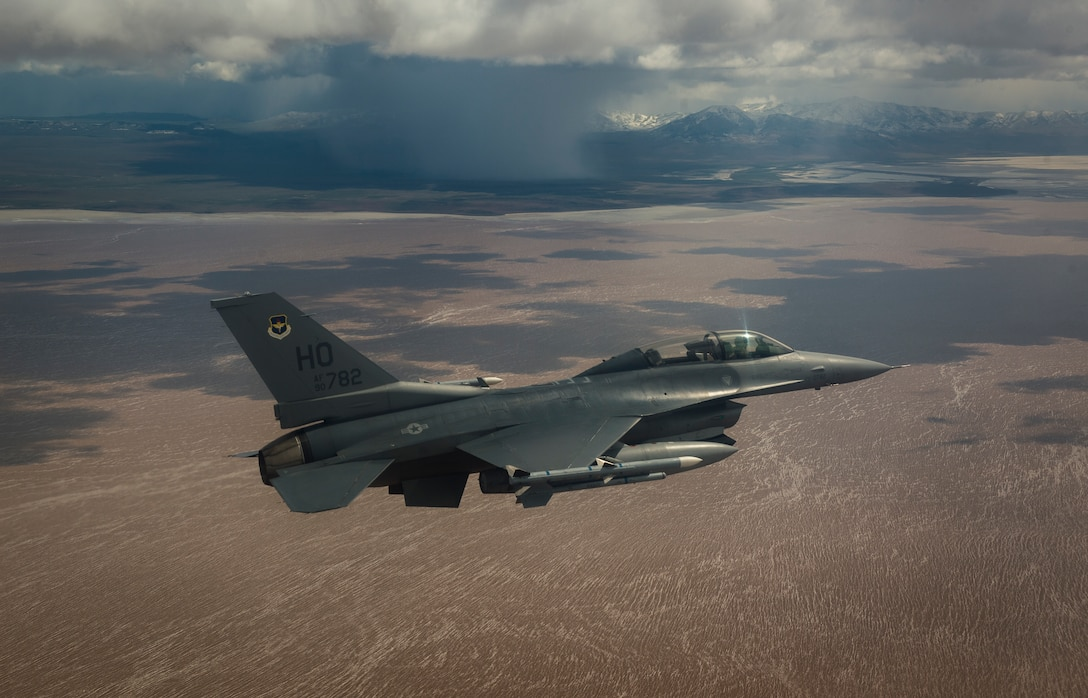 The 49th Wing at Holloman Air Force Base, N.M., and all co-located units, will realign from Air Combat Command to Air Education and Training Command effective Oct. 1, 2018. The move will allow Air Force leaders, as well as key subject matter experts, to more effectively highlight and support the Holloman mission and its impact on global operations. (U.S. Air Force photo by Staff Sgt. Andrew Lee)