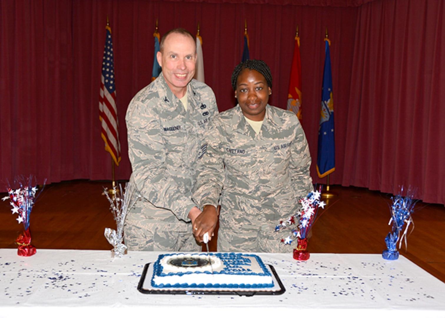 DLA celebrates the Air Force's 71st birthday!