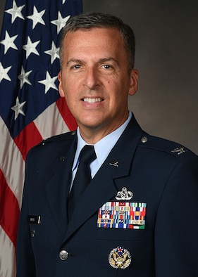 Colonel James Dickey