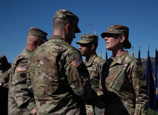 Fort Hunter Liggett Soldiers Remember 9/11