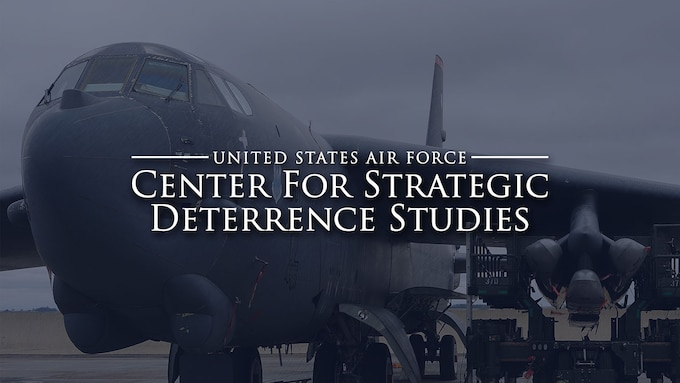 Center for Strategic Deterrence Studies banner - B2