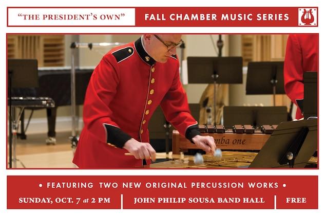 Fall Chamber Music Series: Sunday, Oct. 7