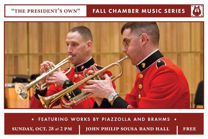 Fall Chamber Music Series: Sunday, Oct. 28