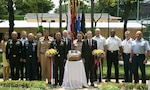 The Joint U.S. Military Advisory Group Thailand (JUSMAGTHAI) held its 65th Anniversary celebration today, along with a commemoration honoring the U.S. National Prisoner of War / Missing in Action (POW/MIA) Day. U.S. Ambassador Glyn T. Davies and General Ponpipaat Benyasri, Chief of Joint Staff, Royal Thai Armed Forces, presided over the ceremonies conducted at the JUSMAGTHAI compound in Bangkok.