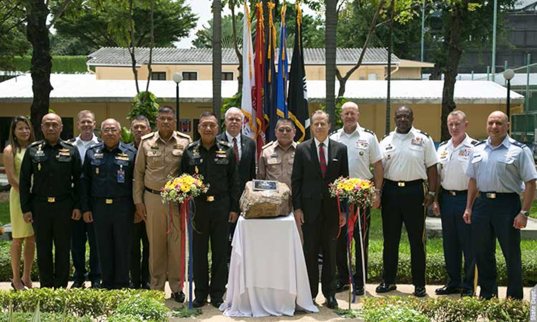 Joint U.S. Military Advisory Group Thailand Celebrates 65 Anniversary; Commemorates POW/MIA Day