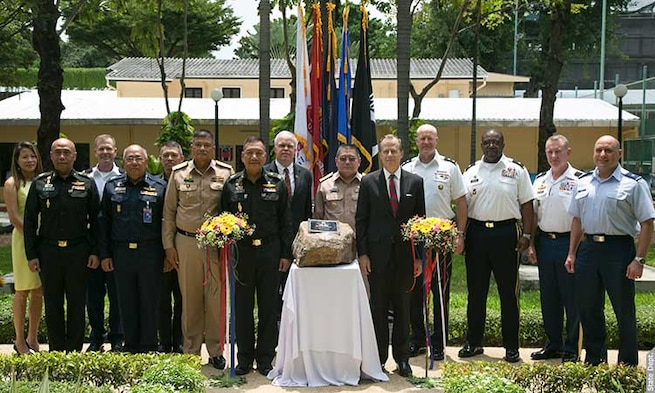 Joint U.S. Military Advisory Group Thailand Celebrates 65 Anniversary; Commemorates POW/MIA Day