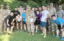 JGSDF members work with U.S. Soldiers, gain personal development skills through CO-OP program