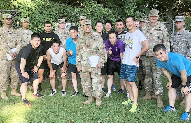 JGSDF members work with U.S. Soldiers, gain personal development skills through CO-OP program