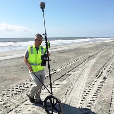 Survey Assessments at Folly Beach