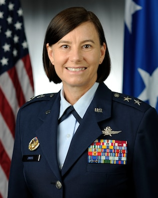 MAJOR GENERAL SARAH E. ZABEL