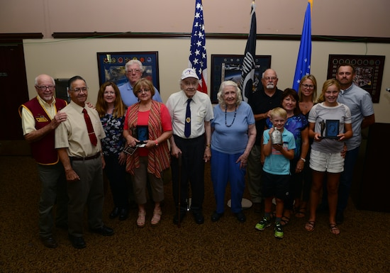 Recce Town honors POWs