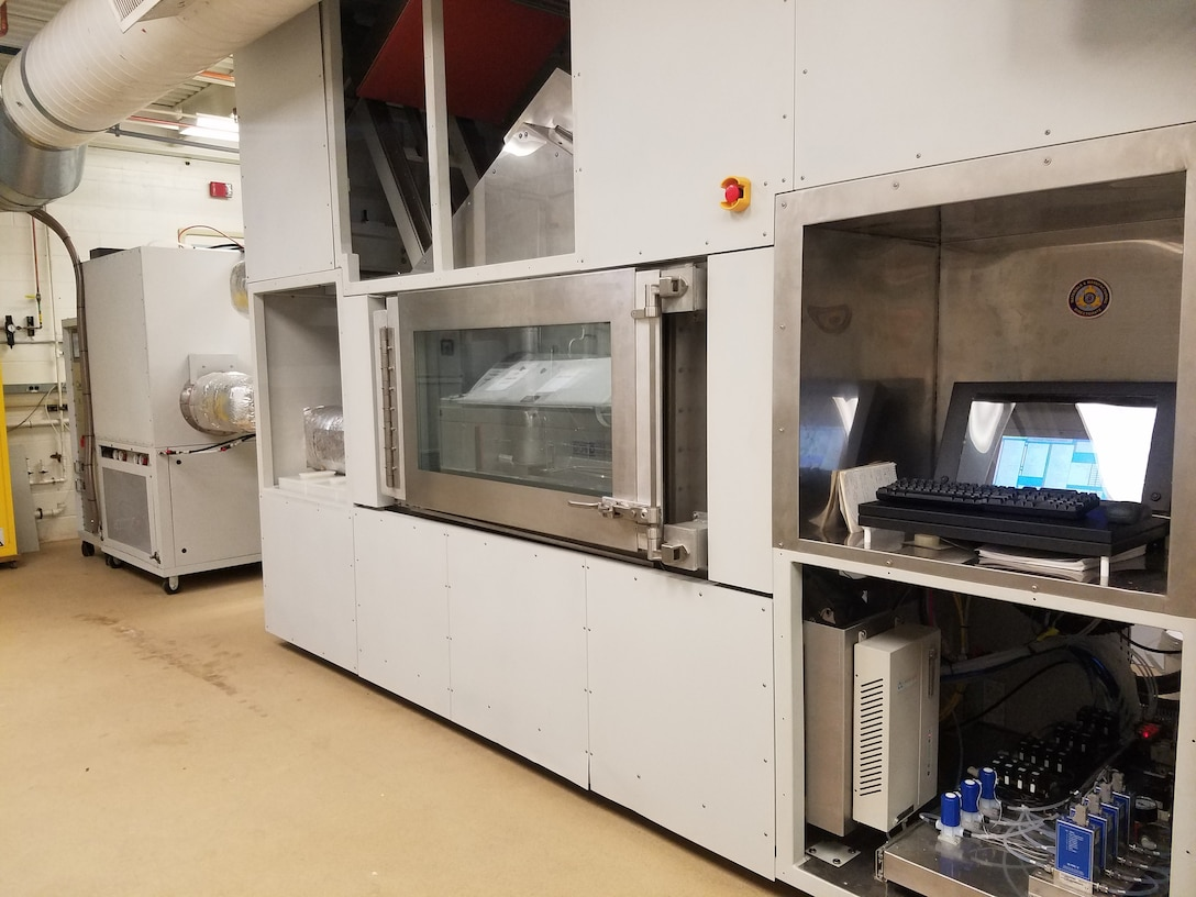 Accelerated Combined-Effects Simulation test chamber