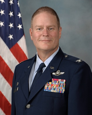 Col. James R. DeVere is the 302nd Airlift Wing commander.