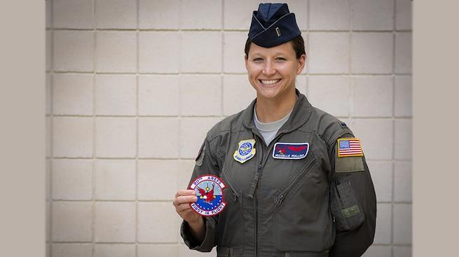 Pilot walks a heritage pathway through AF career