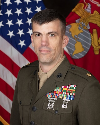 Inspector-Instructor, Company G, 2nd Bn., 25th Marines