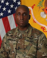 CSM Anthony F. Jackson, Regimental Support Squadron, 2d Cavalry Regiment - senior enlisted advisor