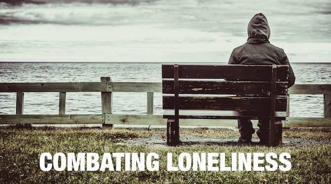 Courtesy photo, Combating loneliness