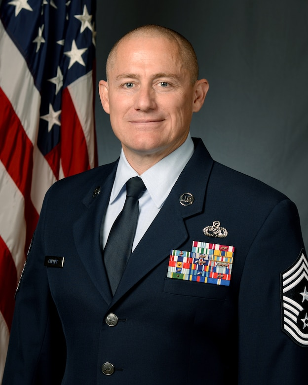 Chief Master Sergeant Ronnie J. Phillips Jr.