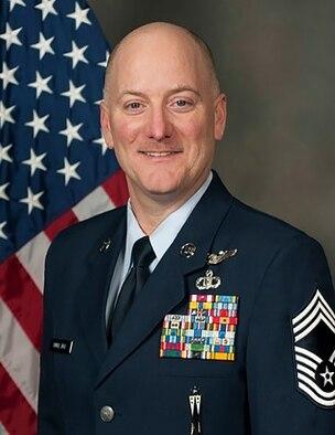 Chief Master Sgt. Steven A. Durrance