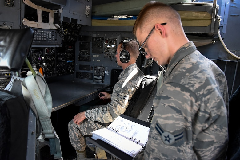 365th TRS mobility air force integrated communication, countermeasure and navigation systems apprentice course
