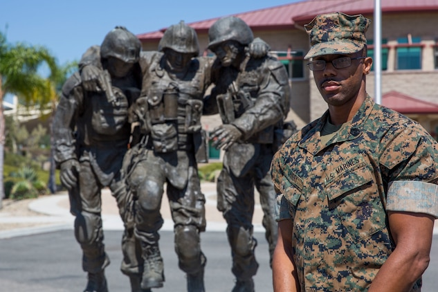 Seeing the world through new eyes: Marine sets sight on business opportunities