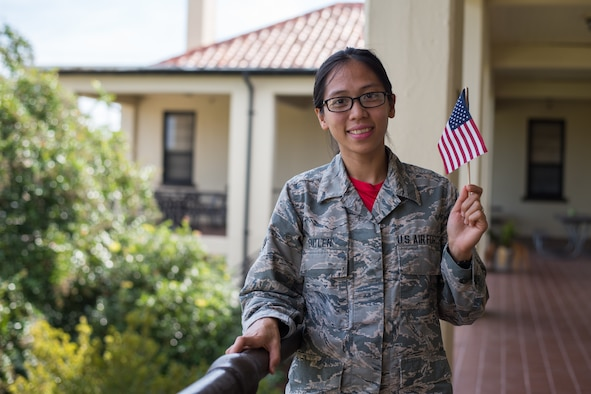 Family legacy teaches Airman the value of serving