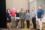 DLA Distribution San Joaquin receives the prestigious Department of Defense Voluntary Protection Programs Site Award