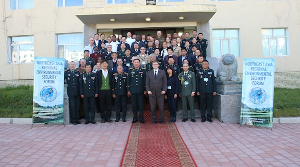 "Establishing a ""Habit of Environmental Security Dialogue"""