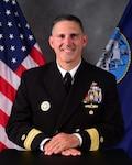 Rear Admiral John Adametz