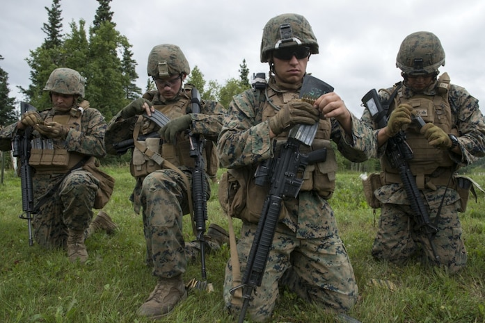 Marine Corps awards contract for lighter-weight body armor to better fit all Marines