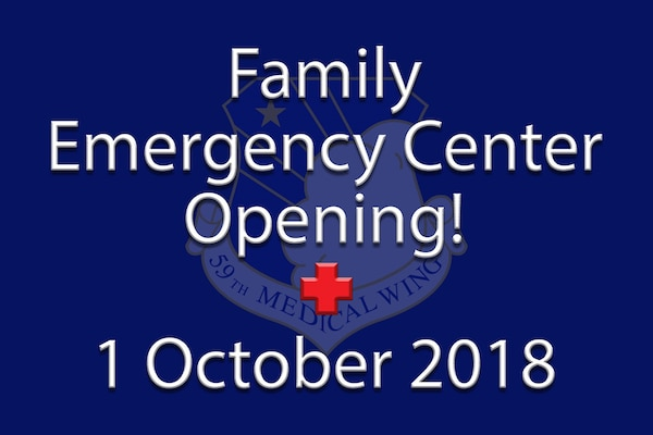 the grand opening of the family emergency center currently known as the urgent care center