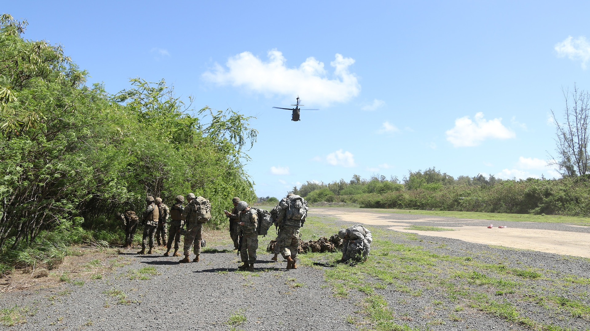 175th FMSC conducts Inaugural Joint Pacific Paymaster Challenge
