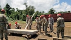 Army Reserve-PR Soldiers Search for Excellence