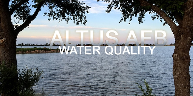 Leads to Annual Water Quality Report.