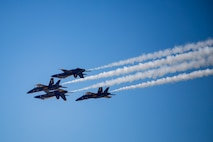 U.S. Navy Blue Angel's 2018 MCAS Miramar Air Show