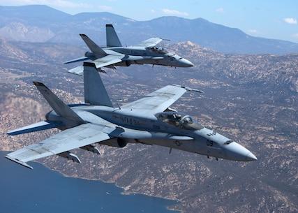 Marine Air Ground Task Force Demo 2018 MCAS