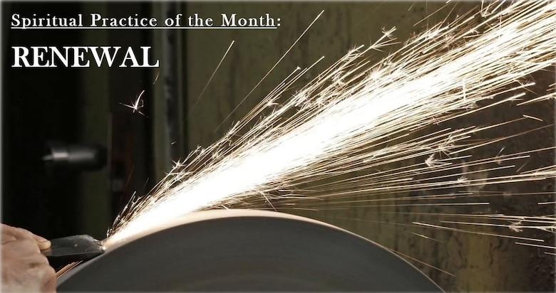 Spiritual Practice of the Month: April