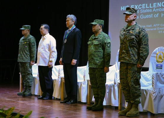 Balikatan 19: Armed Forces of the Philippines, U.S. Forces Open 35th Balikatan Exercise