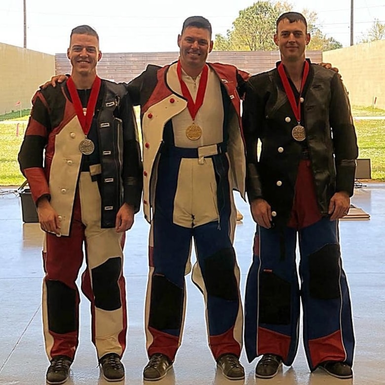 Sgt. Nick Mowrer selected for World Cup, Pan American Games