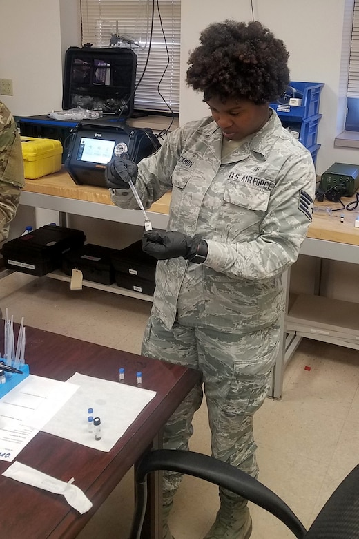 169th Medical Group, Bioenvironmental Engineering Flight