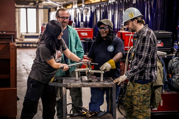 Subject Matter Expert Welding Instructor