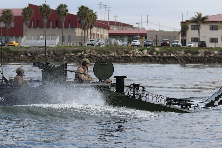 NETT Marines bridging the gap between the past and future of amphibious combat
