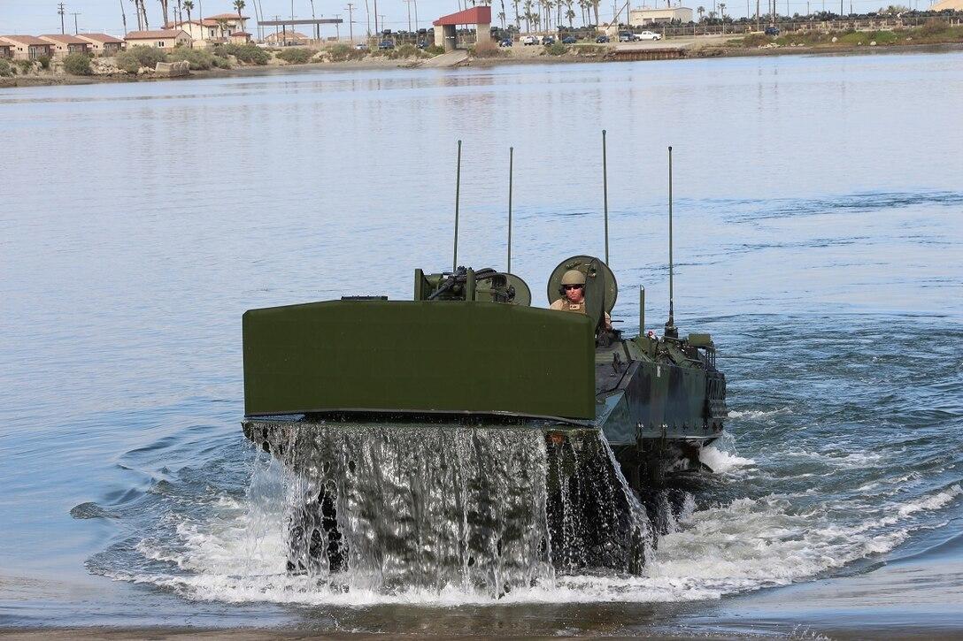 NETT Marines bridging the gap between the past and future of amphibious combat