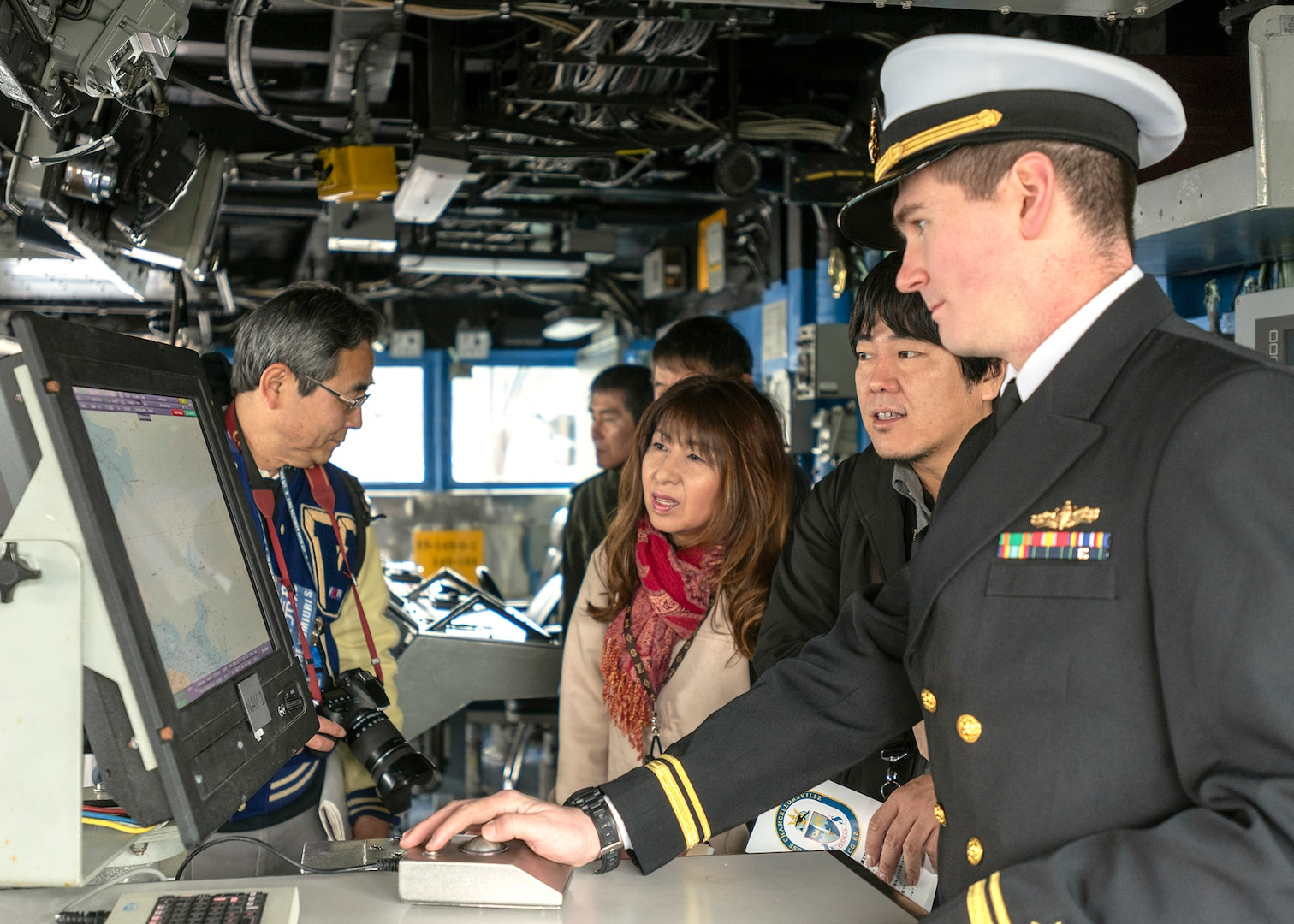 Fleet Activities Yokosuka's 26th Annual Spring Festival Attracts 37,000 Visitors