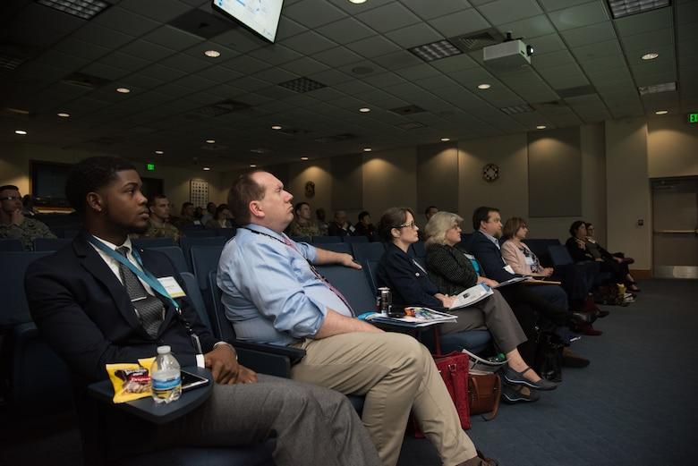 Air University hosted the fourth annual AU LREC Symposium