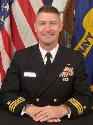 Commander Chad A. Fella, USN